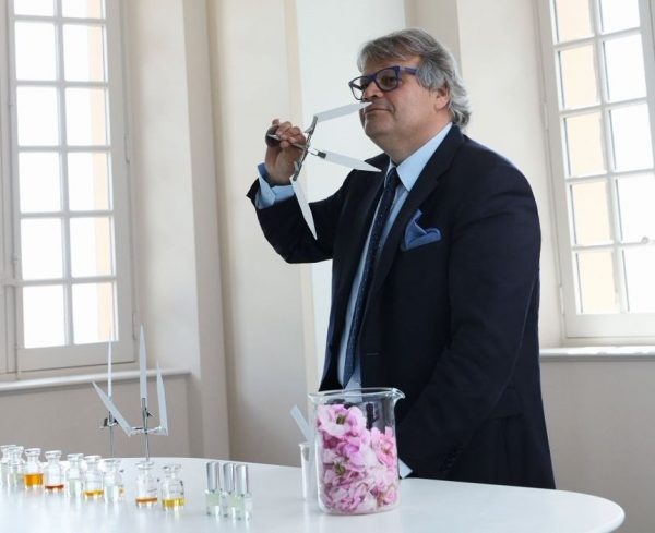 Jacques Cavallier Belletrud, Louis Vuitton Master perfumer, 2016