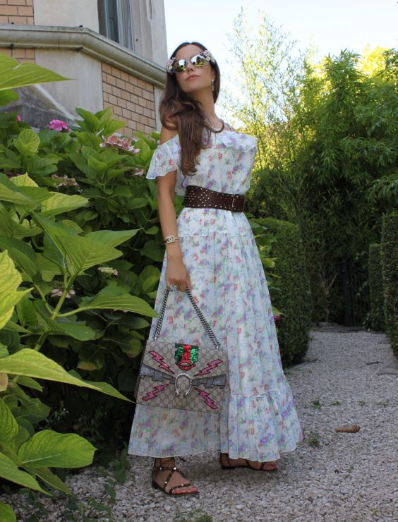 sandra_bauknecht_saint_laurent_floral_dress_gucci_dyonisus_bag-7