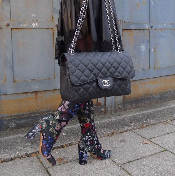 chanel-classic-flap-bag-valentino-boots