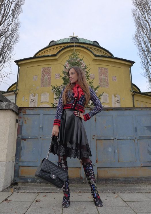 sandra_bauknecht_munich_valentino_boots_gucci_cardigan_gucci_blouse_jason_wu_leather_skirt