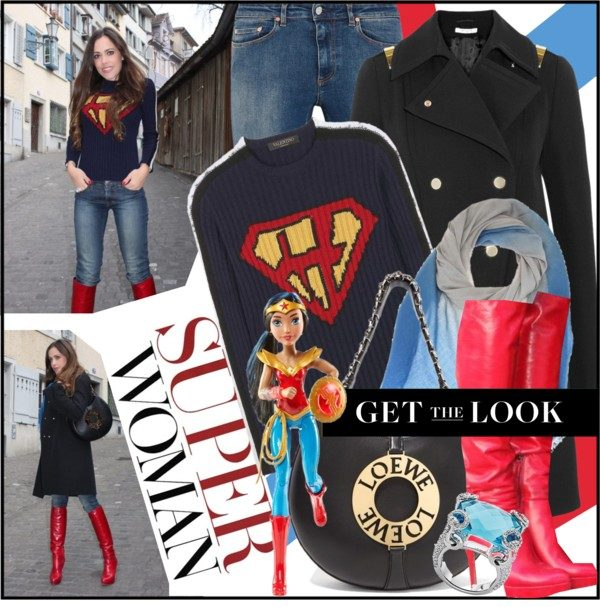 sandra_bauknecht_superman_sweater_valentino_loewe_joyce_bag_denim
