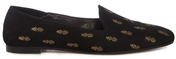 Aquazurra_Pineapple_Suede_summer_loafers