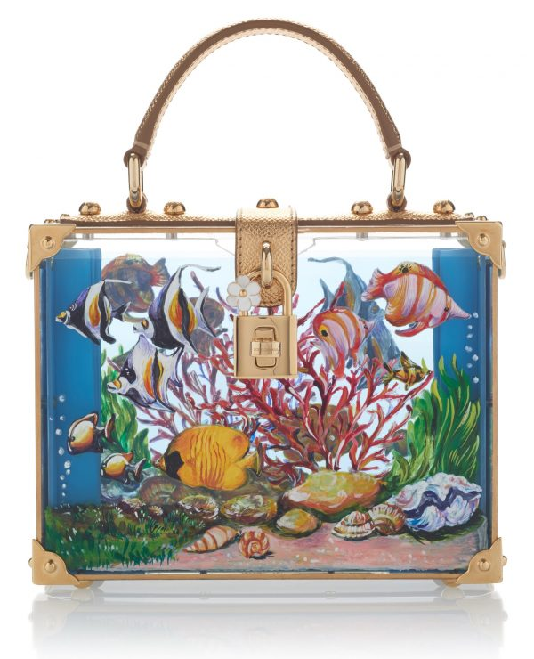 Icon Dolce Gabbana Aquarium Bag