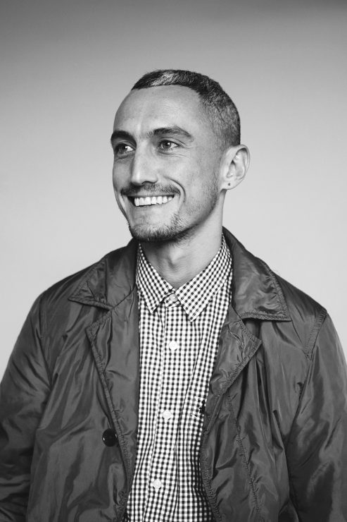 Richard Nicoll (courtesy of Jack Wills)
