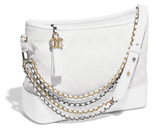 Chanel_White_Gabrielle_Bag