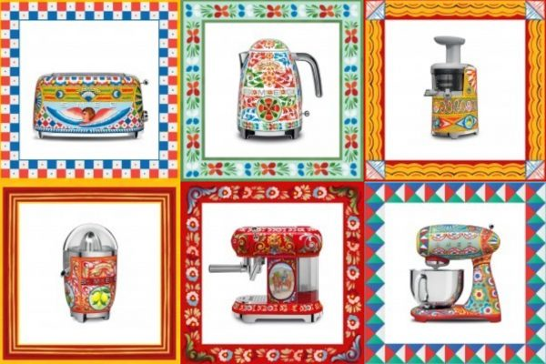 e7470cf180bc DOLCE   GABBANA and SMEG join creative forces to create Sicily is my Love