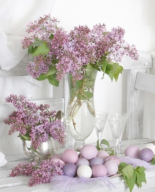 The Most Beautiful Easter Decorations Sandra S Closet