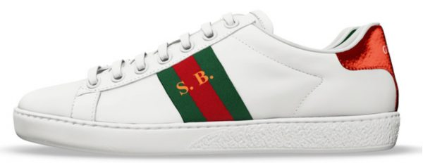2d83cf836e6 CLICK HERE TO ORDER YOUR BESPOKE GUCCI ACE SNEAKERS.