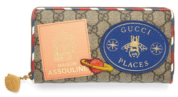 09cd7efe819 Special patches inspired by each Gucci Place have been developed and will  feature on the products