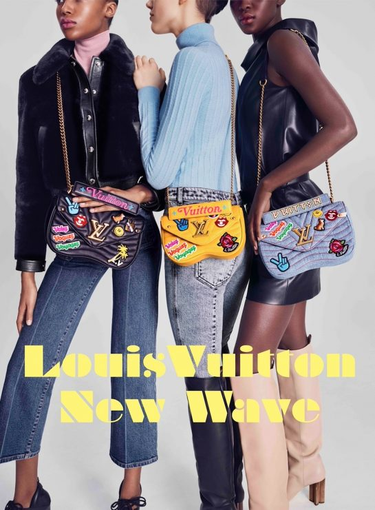 b723c0d6481c The «Louis Vuitton New Wave» collection heralds a new attitude