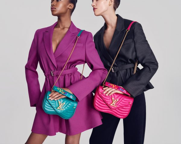 0da25d1fe11e ... «Louis Vuitton New Wave» line. To make these bags the ideal everyday  companion
