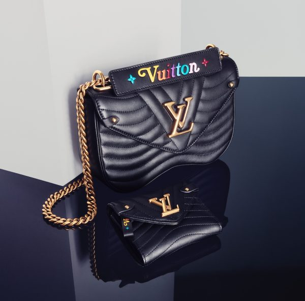 4ecca16e027f The «Louis Vuitton New Wave» collection heralds a new attitude