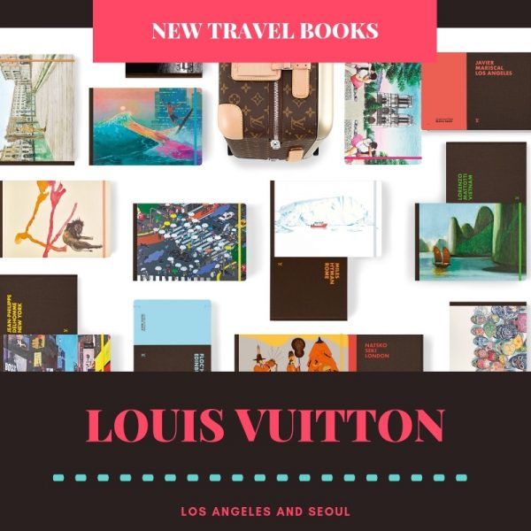 4986c5ae LOUIS VUITTON TRAVEL BOOK SEOUL | Sandra's Closet