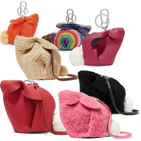 76c737ca5ae ... mini accessories feature a charming pom-pom tail and dot-perforated  eyes. Personally speaking