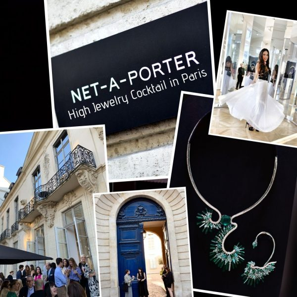 Porter High Jewelry Tail In Paris